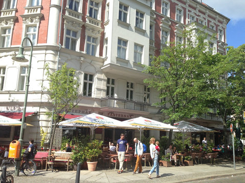 BERLIN 2 Rooms Center Holiday flat Home PRENZLAUER BERG Wifi - Holiday Rentals