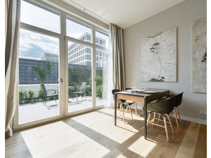 796 | Luxury Apartment with a terrace in Mitte - إيجارات الإجازات