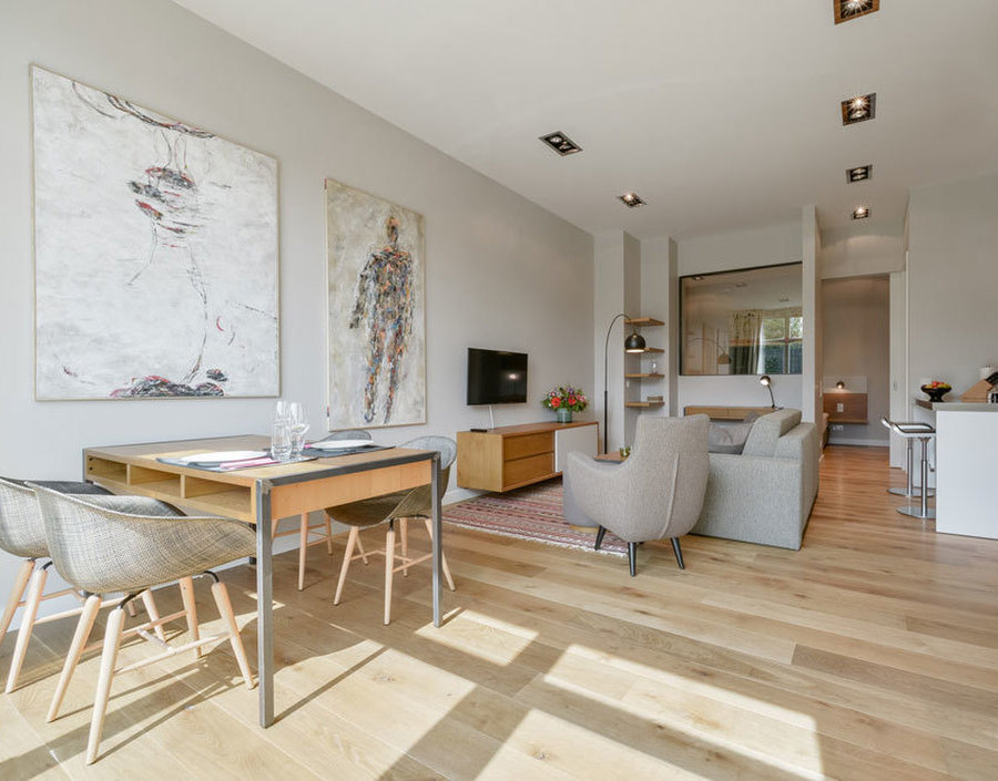 796 Luxury Apartment With A Terrace In Mitte For Rent