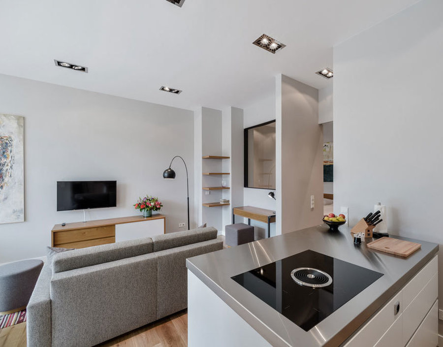 Urban Apartments Com Luxury Apartment W Terrace Mitte