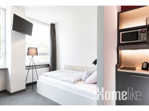 High quality furnished studio apartment - Asunnot