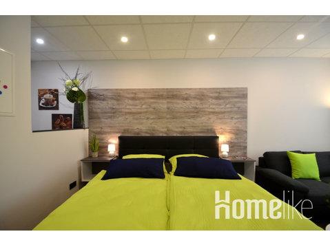 Apartamento con servicio - totalmente equipado - Pisos
