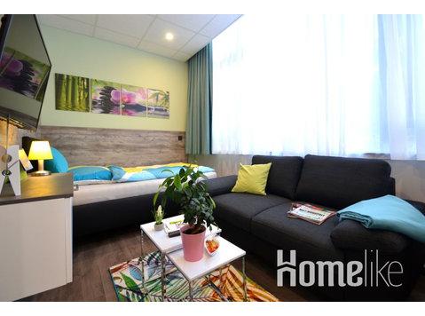 Apartamento maravilloso y moderno cerca de Frankfurt am Main - Pisos