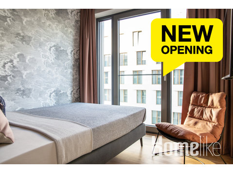 Desig-Serviced-Apartment Xtra Smart in Darmstadt - Apartments