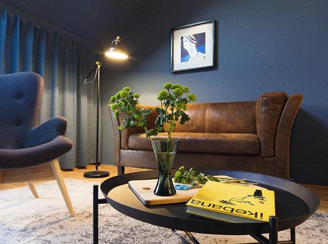Bel Ami, Nordend apartments Bergerstrasse - Lakások