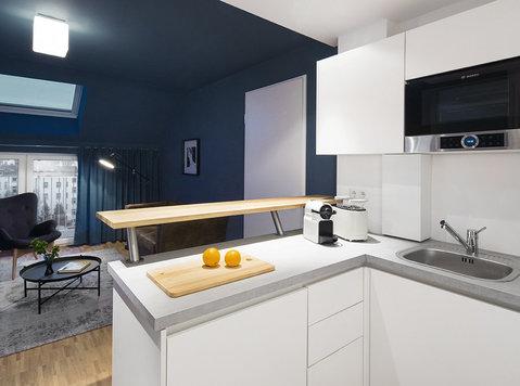 Bel Ami, Nordend apartments Bergerstrasse - Wohnungen