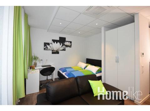 Apartamento empresarial para 1-2 personas - totalmente… - Pisos
