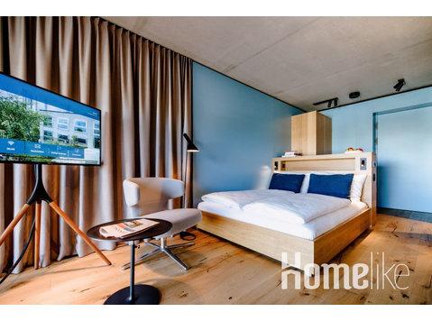 Comfort room facing the quiet inner courtyard - in the… - 아파트