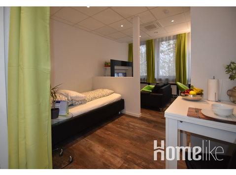 Großes Business-Apartment in Frankfurt - Wohnungen