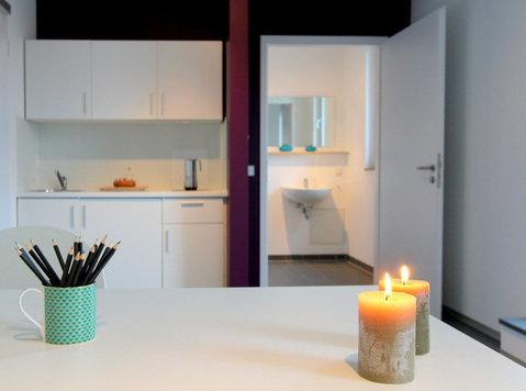 Microapartment, Relocating to Frankfurt metropolis soon? - Apartments
