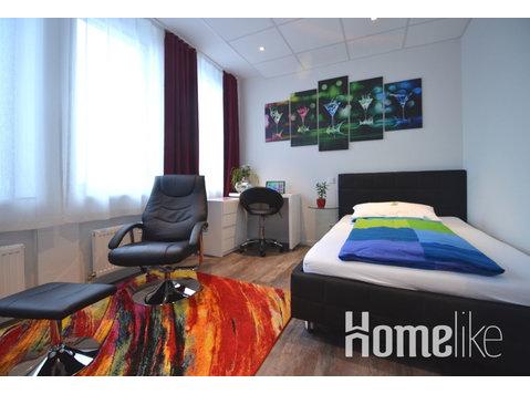 Schönes & wohnliches Apartment - keine Kaution - Wohnungen