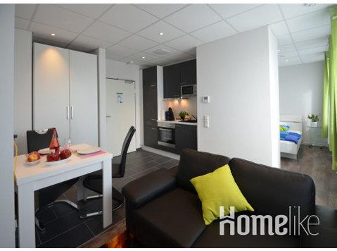 Penthouse-Studio - all-in-one-fee - Wohnungen