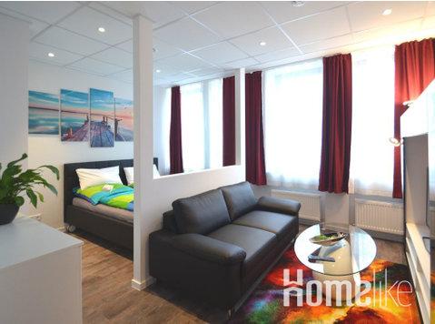 Premium boarding apartment in Frankfurt - fully furnished… - Διαμερίσματα