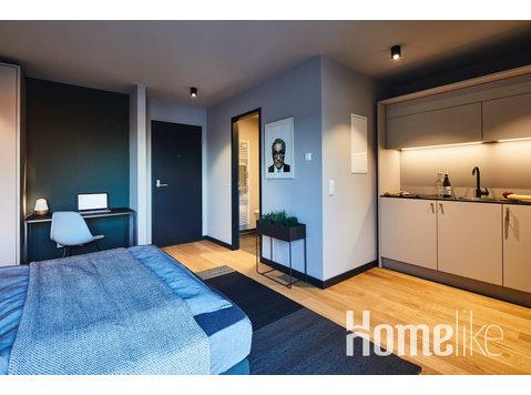 Design Serviced Apartment in Wolfsburg - Apartments