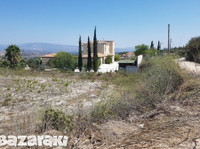 Land 2609sq.m in Stroumpi Village - Paphos Cyprus 