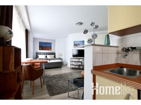 Schönes, zentrales Apartment nähe Friesenplatz - Wohnungen