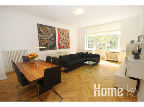 Chic 2-room apartment, furnished to a high standard - Apartments