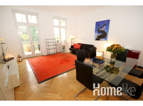 Top renovated 2-room apartment in… - Apartments