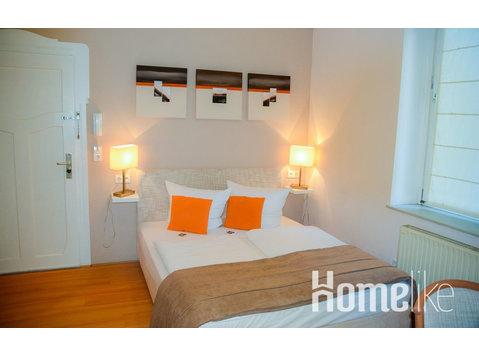 Apartamento individual luminoso y céntrico en Speyer - Pisos