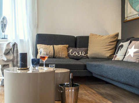 Sunny Maisonette-apartment - Serviced apartments