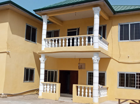 14 Bedroom Storey For Sale at Kasoa Brigade - Maisons