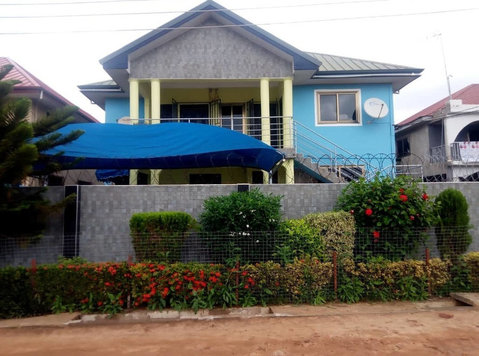 7bedroom Storey for Sale at Spintex Accra - Houses