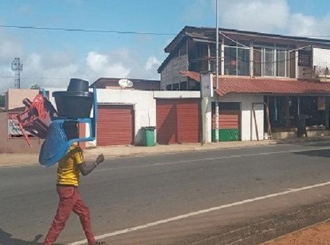 Commercial Property for Sale at Kaneshie Accra - Kontorer/kommercielle lejemål