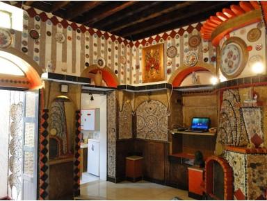 Location maison Grecque traditionnelle à Rohdes Grèce - Maisons