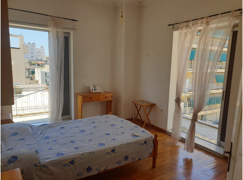 Large Two Bedroom Student/expat Apartment Central Athens - Apartments