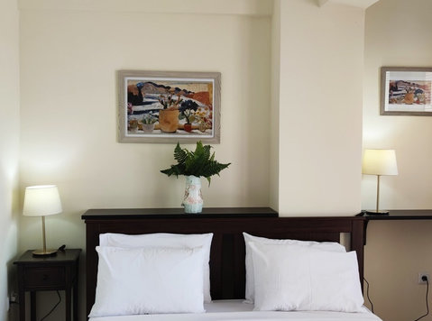 Kripis Apartment Thessaloniki No6 with separate room - Διαμερίσματα