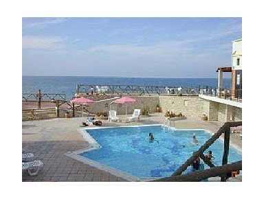 Crete large holidayflat for up to 7 straght at the beach - Alquiler Vacaciones