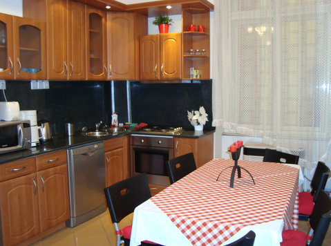 Cozy 3 Br aptm Kalvin sq.equipped, Corvinus, Bme,semmelweis - Συγκατοίκηση