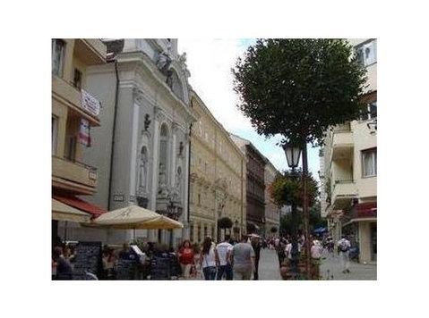 5th Vaciutca,downtown Studio&balcony&view,near Corvinus,BME! - Apartments