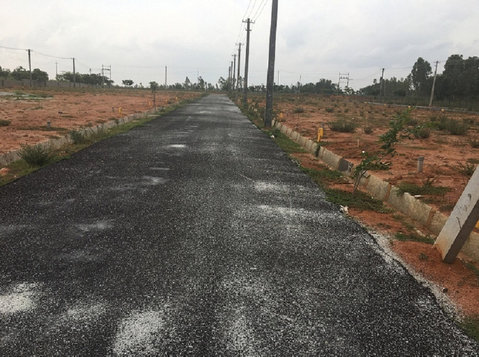 Nandini Developers bg chandrashekaraiah layout villa plots - Οικόπεδα