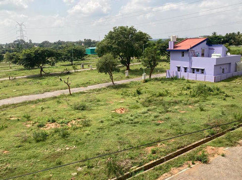 rajankunte near biaapa approved sites for sale in best city - Land