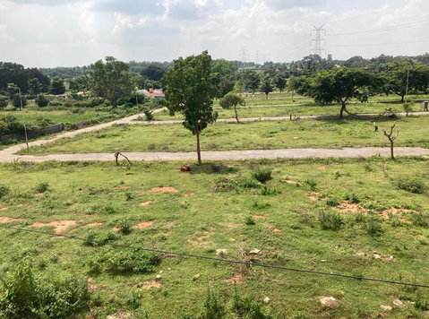 yelahanka to rajankunte main road biaapa approved sites 35l - Land