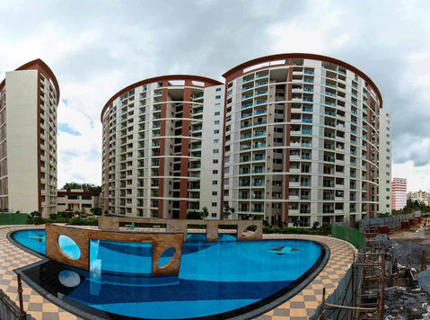 Know Why Apartments In Sarjapur Road Comes With Good Benefit - Lakások