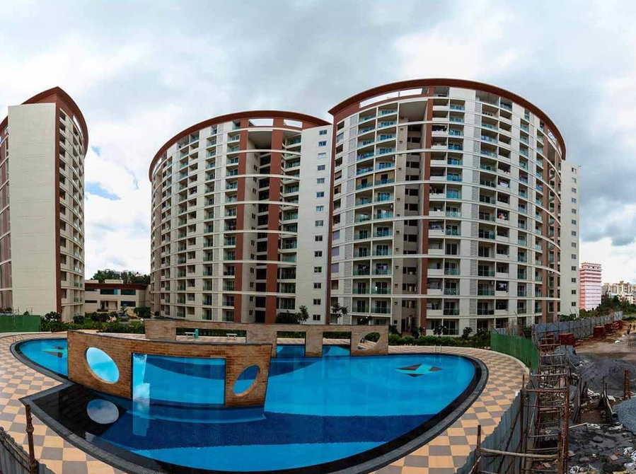 Know Why Apartments In Sarjapur Road Comes With Good Benefit - Apartments