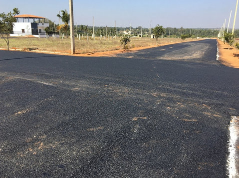 Biaapa sites sale before airport nandini developers - Land