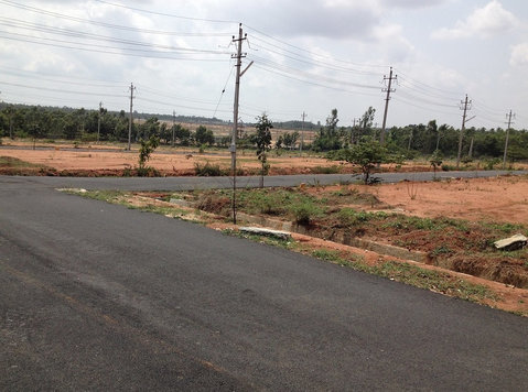 airport road biaapa approved 30x40 plots for sale - زمین