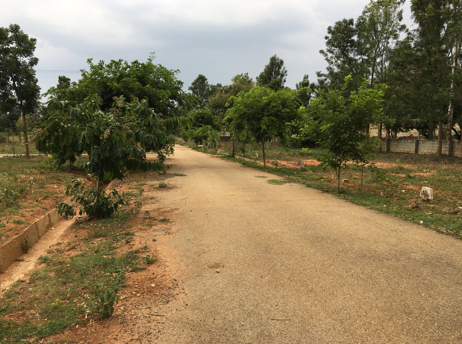 biaapa approved plots north bangalore sites - Land