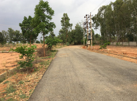 biaapa approved sites / north bangalore approved plots - Terrain