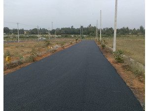 chikkajala biaapa approved residential sites for sale - Land