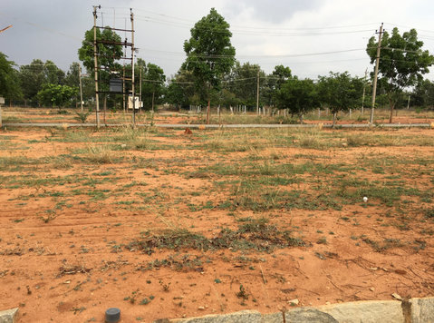 whitefield to sarjapura near dc conversion sites for sale - Земя