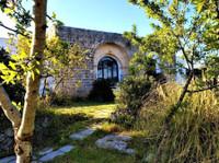Nardò et la mer Ionienne, situés dans un jardin de 5 000 m²
