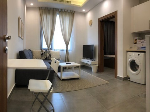 1 & 2 bedroom furnished  in salmiya  for expats - Apartemen