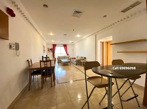 SeaView Furnished 2 Bedroom Apartment in Mahboula - דירות