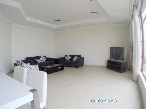 Luxury 3BHK SeaView Unfurnished Apt. with Balcony - Apartments