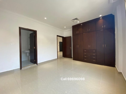 Semi Furnished Three(3) BHK Villa Apartment in SALWA - Apartments