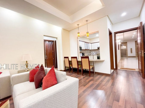 Bneid Al Qar-brand new two bedroom flat for rent in Kuwait - Lejligheder